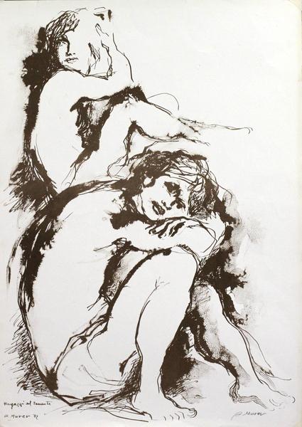 074 - ANTONIO MURER - FIGURE